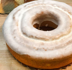 Lemon Pound Cake Ring