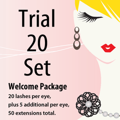 Trial 20 Set Welcome Package