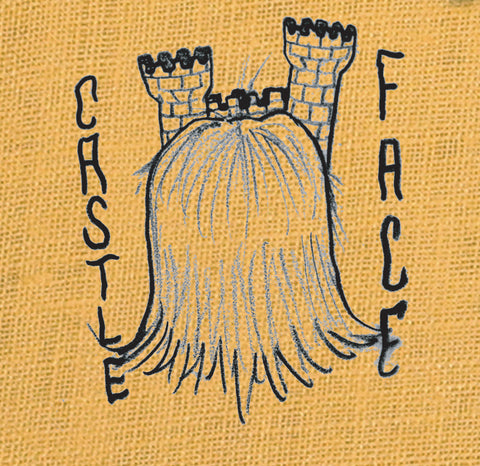 Castle Face 01 - John Dwyer
