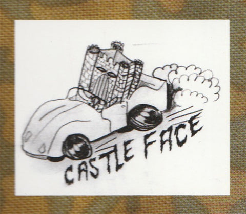 Castle Face 02 - John Dwyer
