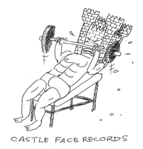 Castle Face 03 - John Dwyer