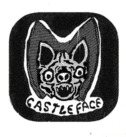 Castle Face 09 - William Keihn