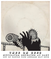 Thee Oh Sees - Mutilator Poster