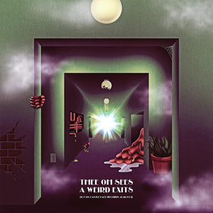 Thee Oh Sees - A Weird Exits Poster