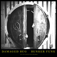 Damaged Bug - Bunker Funk Poster