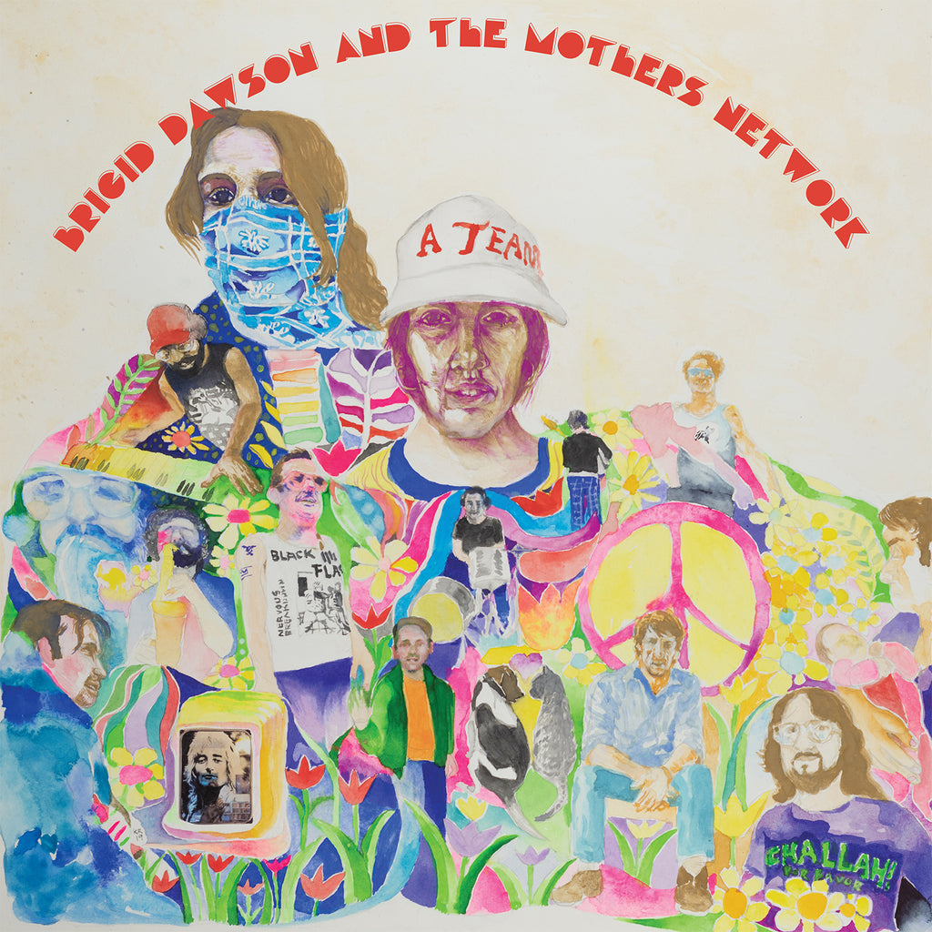 Brigid Dawson & The Mothers Network - Ballet of Apes – Castle Face Records