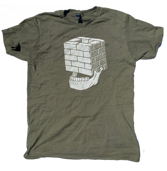 Block Head T Shirt
