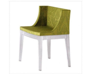 kartell chair philippe starck mademoiselle chair missoni