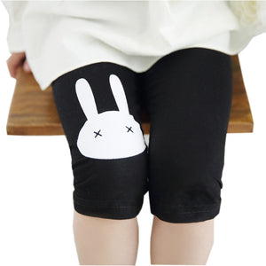 Summer Collection Rabbit Knee Length Leggings