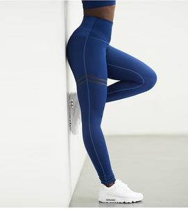 Stylish Quick Drying High Waist Fitness Leggings.