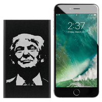 Trump Silhouette Power Bank - DonaldTrumpStoreUSA_com