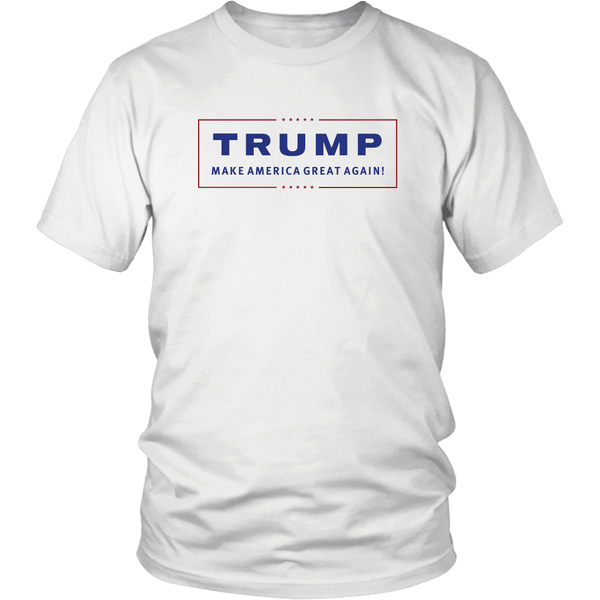 Official Trump Make America Great Again Unisex T-Shirt - DonaldTrumpStoreUSA_com
