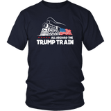 Trump Train Unisex T-Shirt - DonaldTrumpStoreUSA_com
