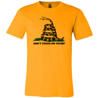 Don't Tread On Trump Men's T-Shirt - DonaldTrumpStoreUSA_com