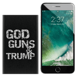 God Guns And Trump Power Bank - DonaldTrumpStoreUSA_com