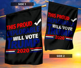 Proud Deplorable Vertical Flags - DonaldTrumpStoreUSA_com