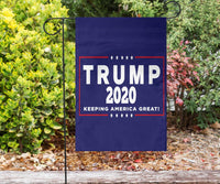 Trump 2020 Vertical Flags - DonaldTrumpStoreUSA_com