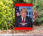 Trump 2020 Portrait Vertical Flags - DonaldTrumpStoreUSA_com