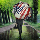 Trump Button Umbrella - DonaldTrumpStoreUSA_com