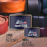 Trump Train Belt Buckle - DonaldTrumpStoreUSA_com