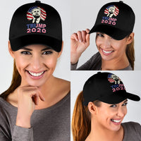 Trump 2020 Black Limited Edition Cap - DonaldTrumpStoreUSA_com