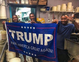 Trump Make America Great Again 3x5 Flag - DonaldTrumpStoreUSA_com