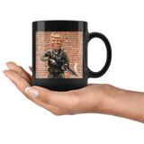 The Wall 11oz Mug - DonaldTrumpStoreUSA_com