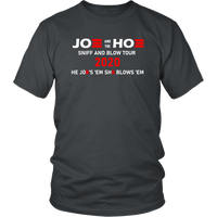 Joe And Hoe Tour Unisex T-Shirt - DonaldTrumpStoreUSA_com