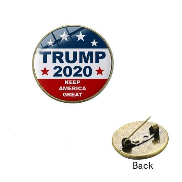 New Trump 2020 Lapel Pins (Many Designs) - DonaldTrumpStoreUSA_com