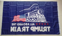 Trump Train 3x5 Flag - DonaldTrumpStoreUSA_com