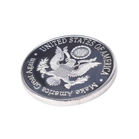 45th President Donald Trump Statue of Liberty Coin - DonaldTrumpStoreUSA_com