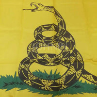 Don't Tread On Me Gadsden 3x5 Flag - DonaldTrumpStoreUSA_com