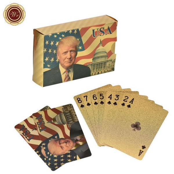 Donald Trump Playing Cards - DonaldTrumpStoreUSA_com
