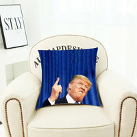 Donald Trump Pillow Cover - DonaldTrumpStoreUSA_com