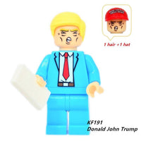 Donald John Trump With Two Color Hat - DonaldTrumpStoreUSA_com