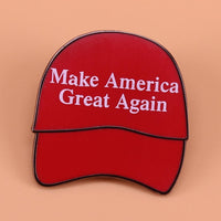 Make America Great Again Brooch - DonaldTrumpStoreUSA_com