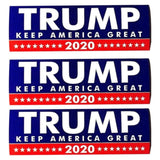 Trump Keep America Great 2020 Bumper Sticker 10pcs/set - DonaldTrumpStoreUSA_com