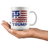 Students For Trump 11oz Mug - DonaldTrumpStoreUSA_com