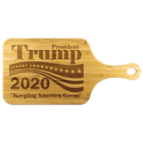 Trump 2020 Cutting Board - DonaldTrumpStoreUSA_com