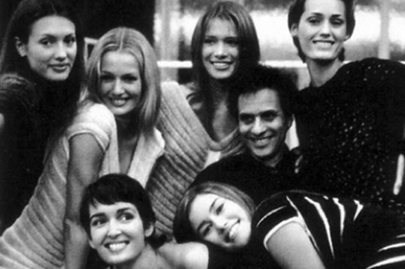 Azzedine Alaia: Models, Rock Stars and Curry