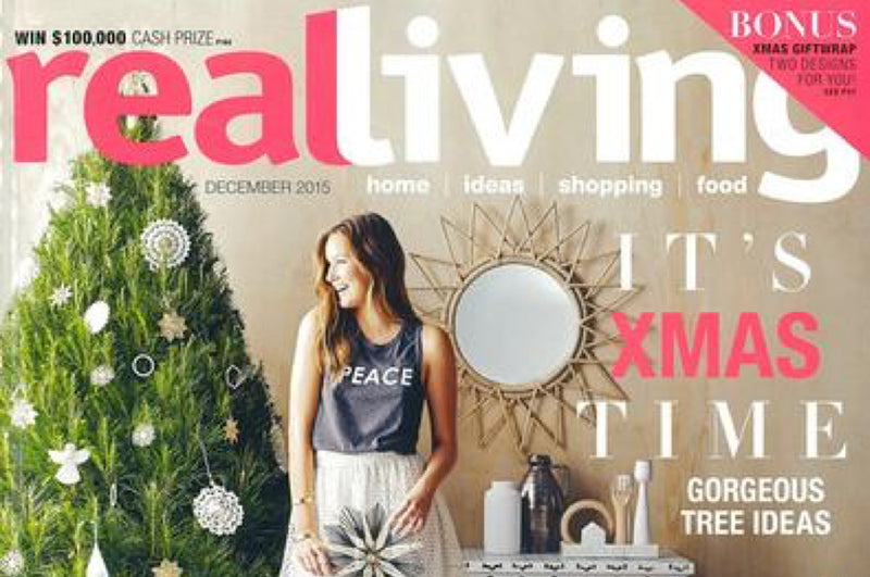 Real Living Magazine, December 2015