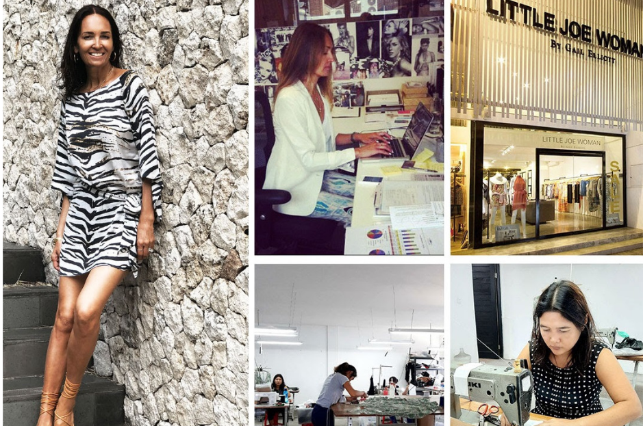 Day in the Life... Featuring Gail Elliott our Co Founder + Creative Director
