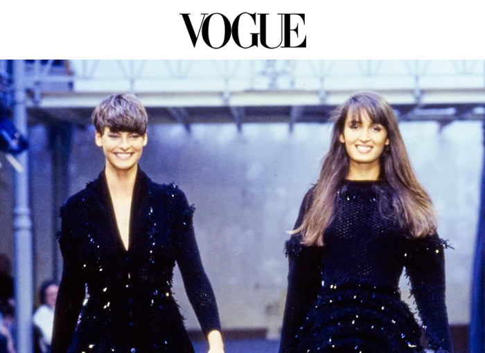 THEIR HEARTS BELONGED TO PAPA: 12 MODELS SHARE THEIR MEMORIES OF AZZEDINE ALAÏA