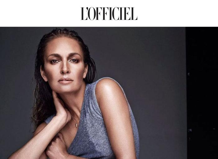 GAIL FORCE: 90S SUPERMODEL GAIL ELLIOTT ON BFF CINDY CRAWFORD, KARL LAGERFELD AND MORE