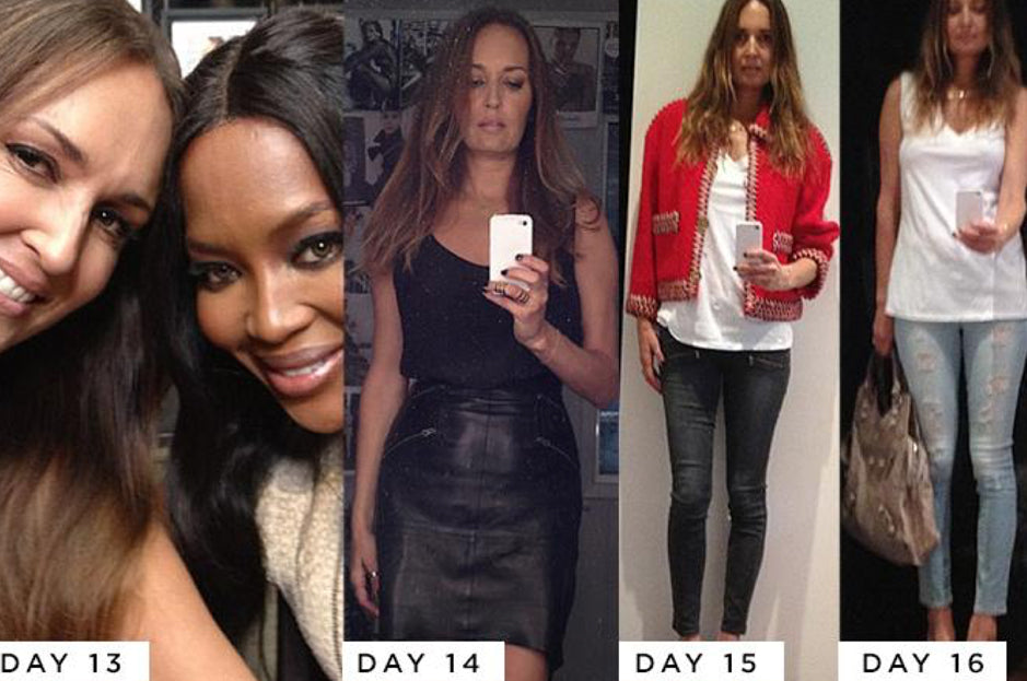 30 Days In Style Magazine Fashion Diary (Part 2)