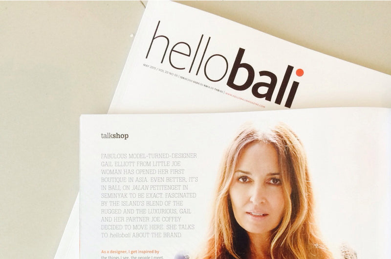 HelloBali Magazine, May 2015