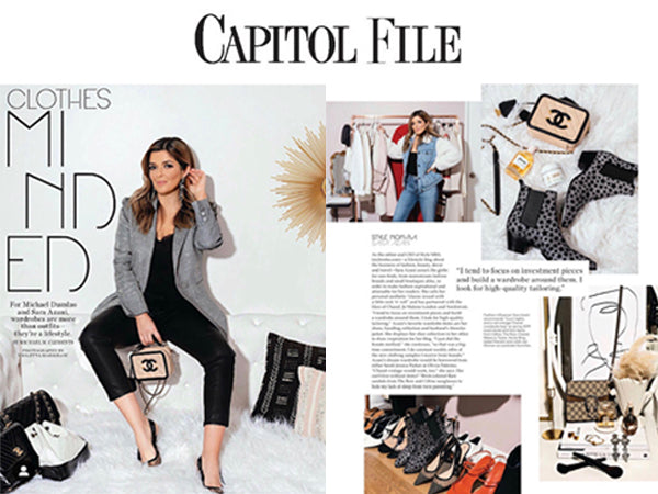 CAPITOL FILE MAGAZINE, WASHINGTON DC