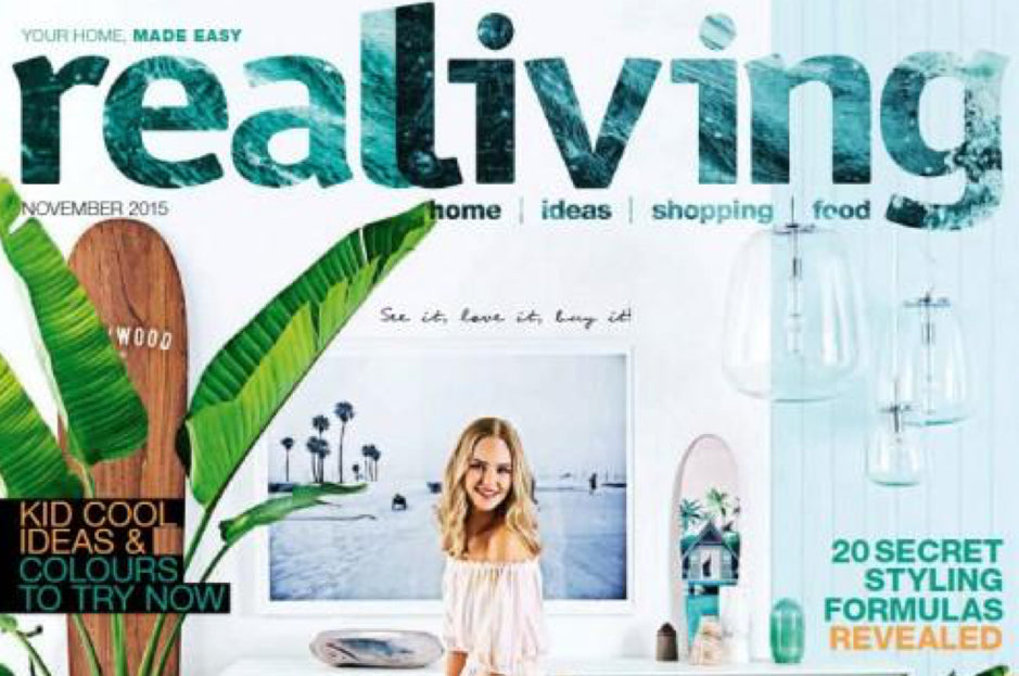 Real Living Magazine, November 2015