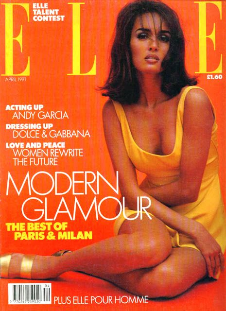 Gail Elliott - Elle Cover