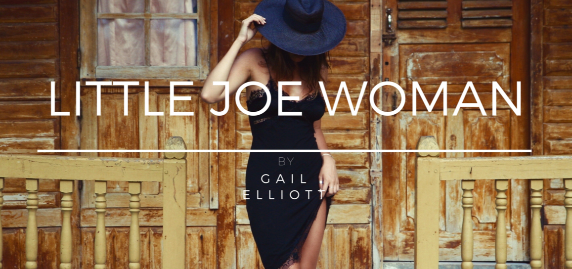 exdreamist x Little Joe Woman by Gail Elliott-cover